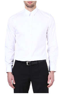 PS BY PAUL SMITH Slim stretch-cotton poplin shirt