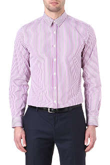 PS BY PAUL SMITH Slim-fit candy stripe shirt