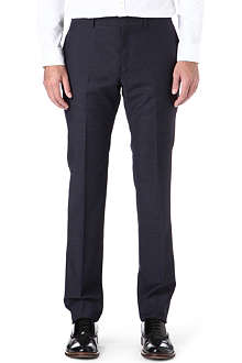 PS BY PAUL SMITH Textured trousers
