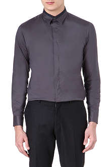PS BY PAUL SMITH Slim-fit spot-collar shirt