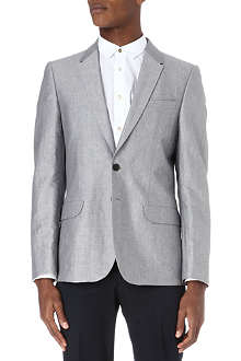PS BY PAUL SMITH Linen-cotton jacket
