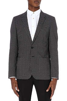 PS BY PAUL SMITH Geometric print jacket