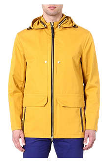 PS BY PAUL SMITH Cotton hooded jacket