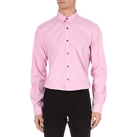 PS BY PAUL SMITH End-On-End shirt (Pink