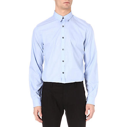 PS BY PAUL SMITH End-On-End shirt (Sky