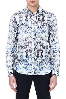 PS BY PAUL SMITH Abstract print shirt