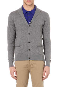 PS BY PAUL SMITH Notch lapel cardigan