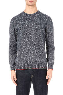 PS BY PAUL SMITH Flecked knit jumper