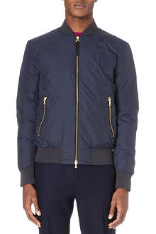 PS BY PAUL SMITH Down-filled bomber jacket