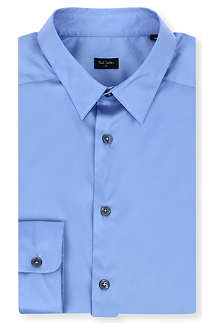 PS BY PAUL SMITH Slim-fit plain shirt