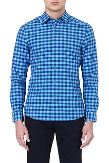 PS BY PAUL SMITH Slim fit check shirt