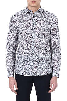 PS BY PAUL SMITH Digital floral print shirt