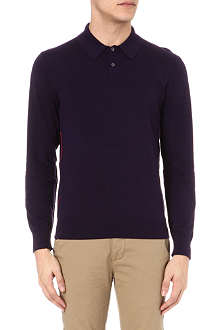 PS BY PAUL SMITH Knitted polo shirt
