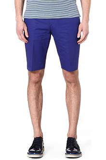 PS BY PAUL SMITH Slim-fit tailored shorts