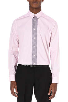 PS BY PAUL SMITH Jacquard placket shirt