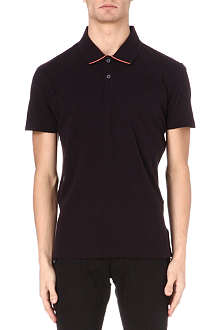 PS BY PAUL SMITH Slim-fit mercerised-cotton polo shirt