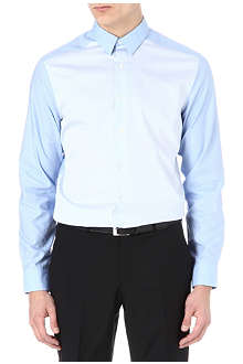 PS BY PAUL SMITH Polka-dot panel shirt