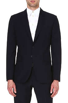PS BY PAUL SMITH Wool-mohair single-breasted blazer