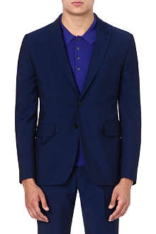 PS BY PAUL SMITH Slim-fit wool and mohair-blend blazer