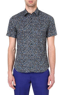 PS BY PAUL SMITH Camouflage print shirt
