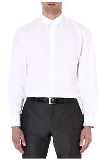 PS BY PAUL SMITH Classic block cotton-poplin shirt