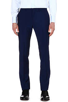 PS BY PAUL SMITH Wool-mohair trousers