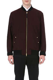 PS BY PAUL SMITH Wool-blend bomber jacket