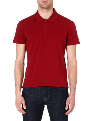 PS BY PAUL SMITH Cotton polo shirt