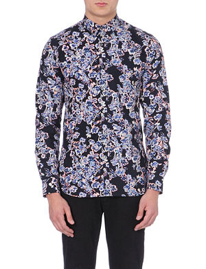 PS BY PAUL SMITH Cactus-print cotton shirt