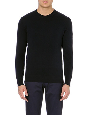 PS BY PAUL SMITH Contrast piping cotton jumper