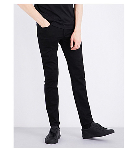 PS BY PAUL SMITH Super Stretch slim-fit skinny jeans (Stay+black