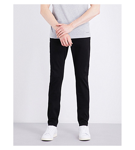 PS BY PAUL SMITH Slim-fit skinny jeans (Black