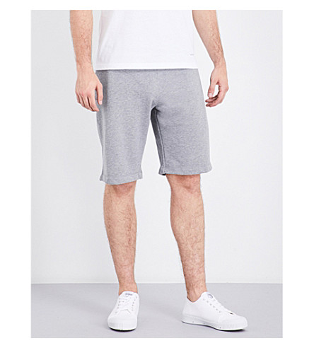 PS BY PAUL SMITH Regular-fit cotton shorts (Grey