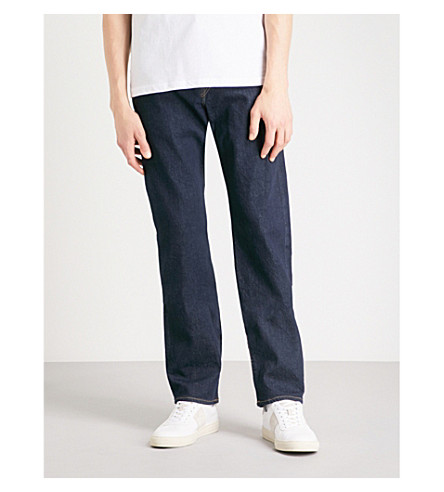 PS BY PAUL SMITH Regular-fit straight jeans (Rinse