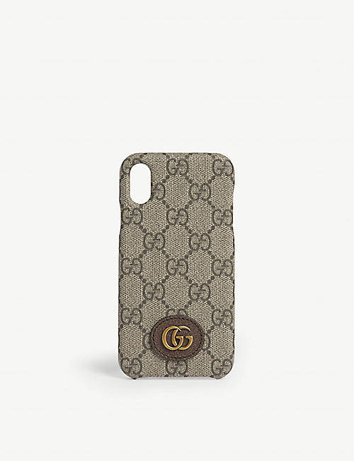 GUCCI Ophidia iPhone X/XS case