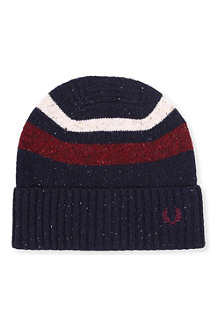 FRED PERRY Tipped beanie