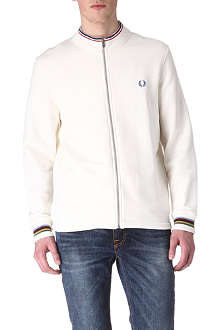 FRED PERRY Bradley Wiggins track jacket