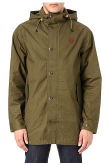 FRED PERRY Fishtail parka jacket