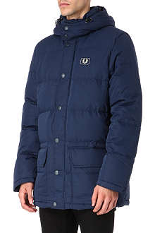 FRED PERRY Down Arctic jacket