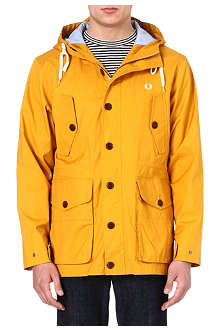 FRED PERRY Summer parka