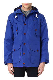 FRED PERRY Classic hooded parka coat