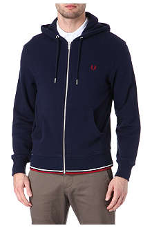 FRED PERRY Zip-up hoody