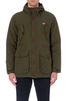 FRED PERRY Wadded mountain parka
