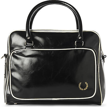 FRED PERRY Holdall bag (Black