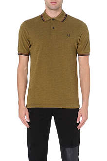 FRED PERRY Classic cotton polo shirt