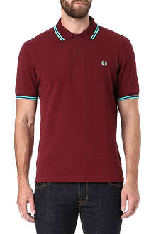 FRED PERRY Classic twin tip polo shirt
