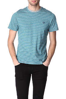 FRED PERRY Sharp striped t-shirt