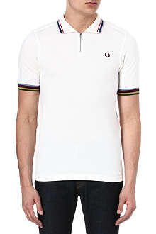 FRED PERRY Bradley Wiggins champion tipped polo