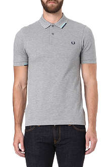 FRED PERRY Start Stop tip polo shirt
