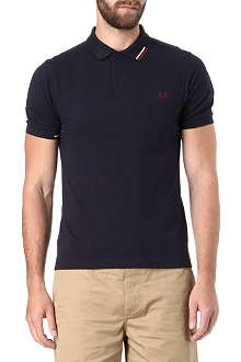 FRED PERRY Start Stop tipped polo shirt